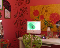 Watermelon Room eclectic-kids