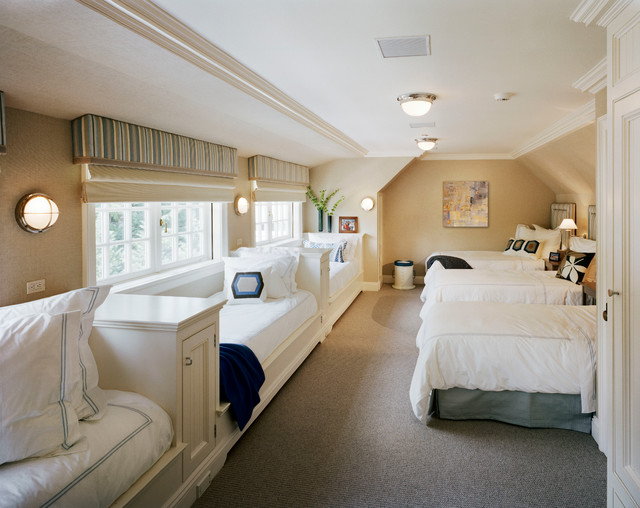 Westchester Colonial - Traditional - Kids - New York - by Significant Homes LLC