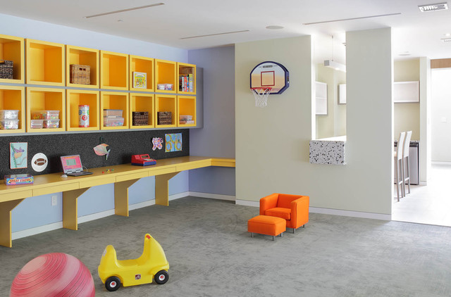 Westchester, NY contemporary-kids