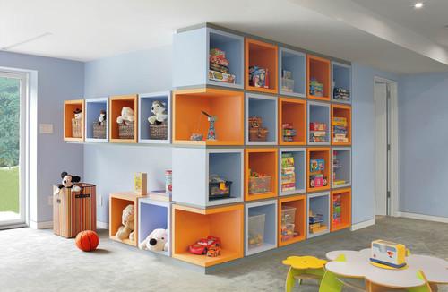 Ardsley Residence contemporary kids