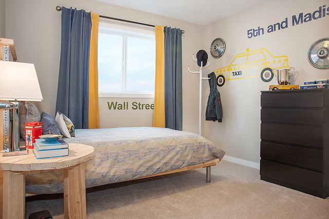 Weston Show Home In Sage Hill NW Calgary Contemporary Kids Calgary