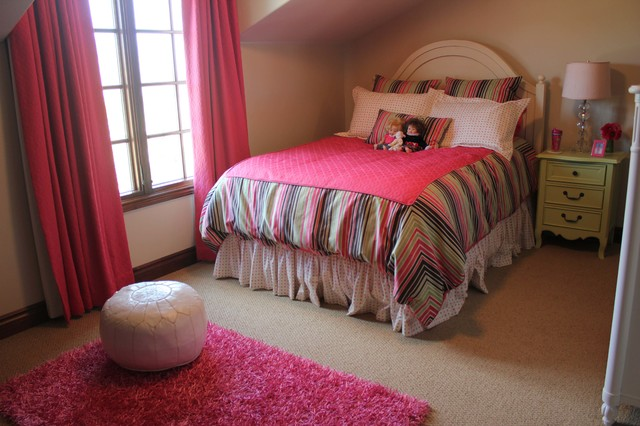 girly girl 39 s room eclectic kids wichita by megan