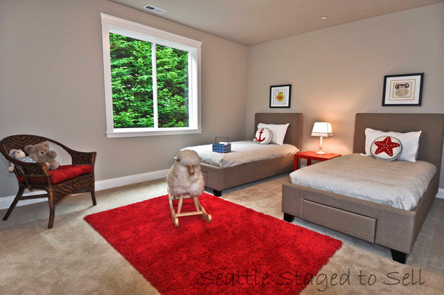 Yarrow Point Staging traditional-kids