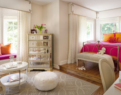 Young Girls Room eclectic kids