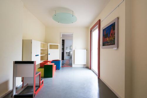 Haus Am Horn architect haus am horn in weimar bauhaus building