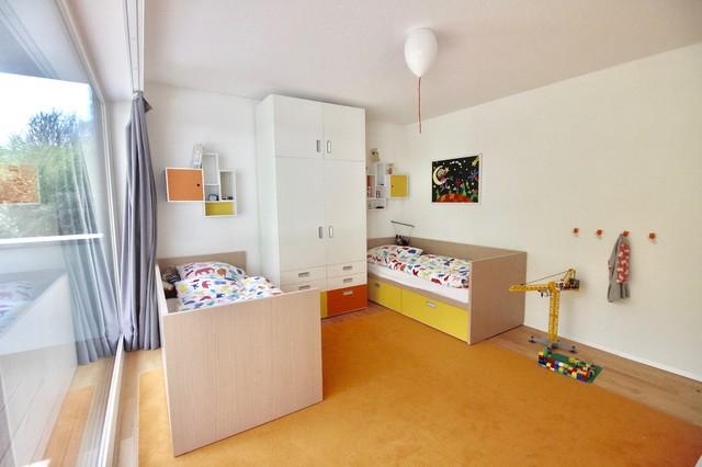Gemeinsames Kinderzimmer Fur Junge Madchen Modern