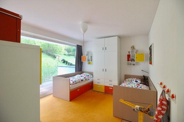 Gemeinsames Kinderzimmer Fur Junge Madchen Contemporary