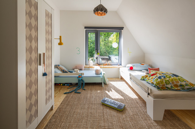 haus wiebach modern kinderzimmer hamburg von. Black Bedroom Furniture Sets. Home Design Ideas