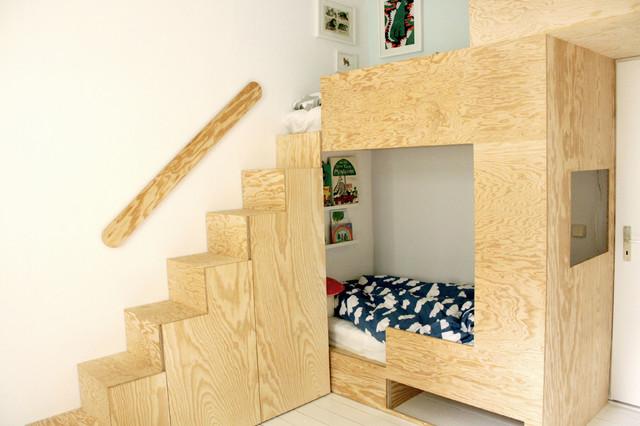 hochbett mit treppe die feinste sammlung von home design. Black Bedroom Furniture Sets. Home Design Ideas