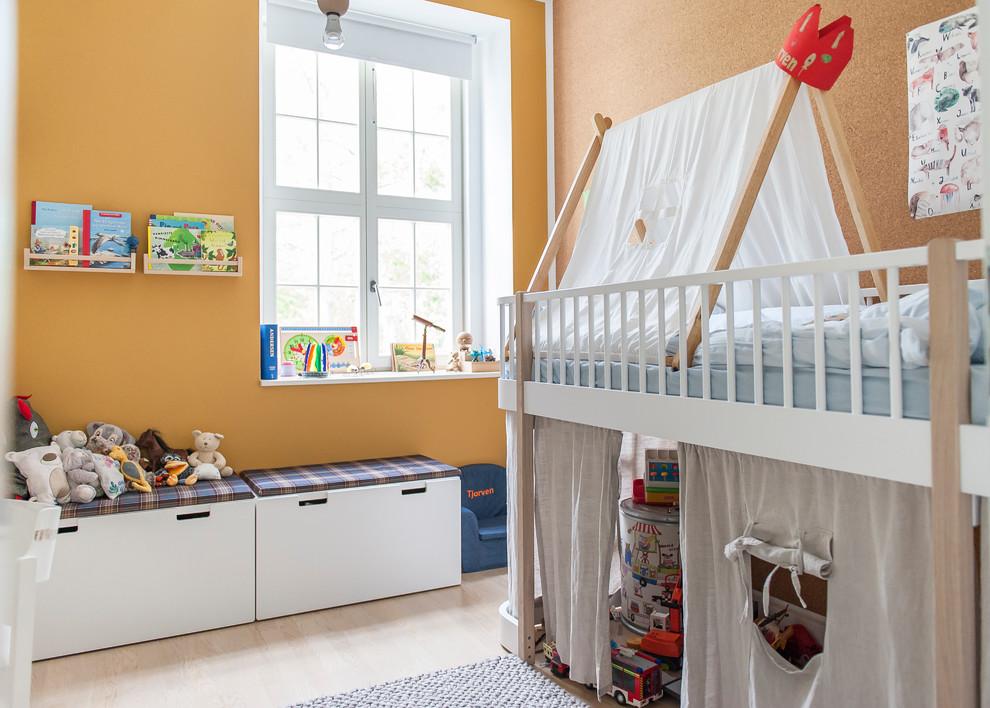 2019北欧儿童房装饰设计 2019北欧窗台设计图片