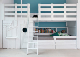 huus 12 skandinavisch kinderzimmer hamburg von. Black Bedroom Furniture Sets. Home Design Ideas