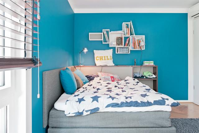Jugendzimmer Einrichtung Und Farbkonzept In D Sseldorf