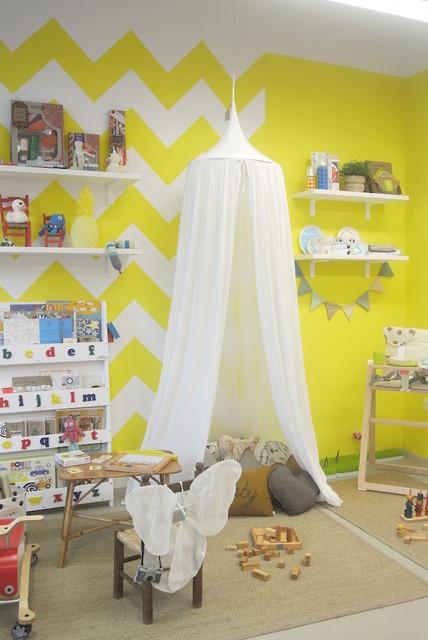 kinder b cherregal wei mit alphabet contemporary kids. Black Bedroom Furniture Sets. Home Design Ideas