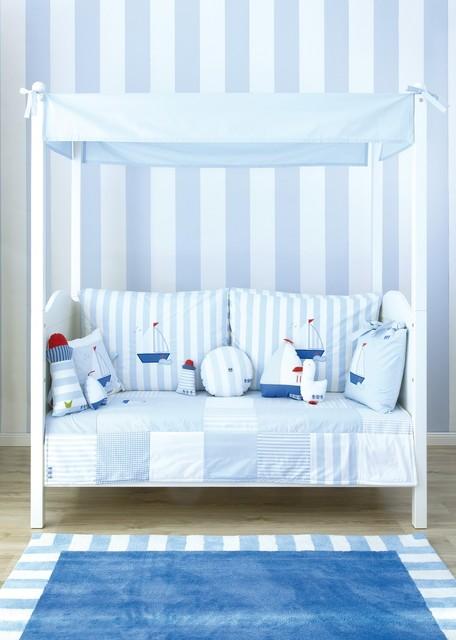 kinder himmelbett modern kinderbetten other metro. Black Bedroom Furniture Sets. Home Design Ideas