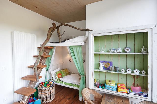 Kinder- und Jugendzimmer - Shabby-Chic-Style - Kinderzimmer - Köln