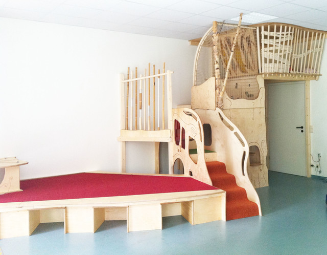 kinderspielecke modern kinderzimmer n rnberg von. Black Bedroom Furniture Sets. Home Design Ideas
