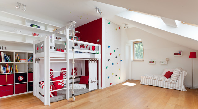 kinderzimmer - contemporary - kids - cologne -raumkleid | anke
