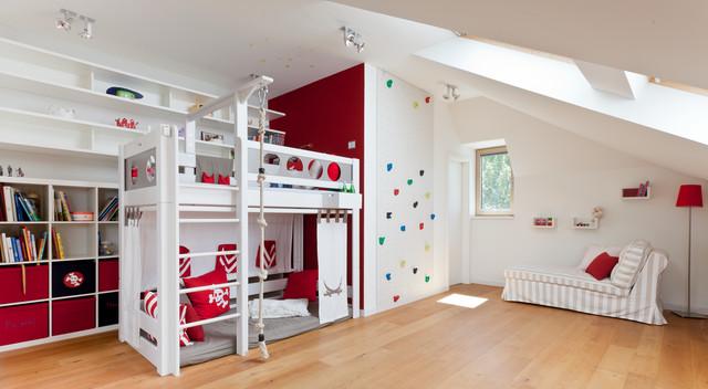 Beliebt Kinderzimmer - Modern - Kinderzimmer - Köln - von Raumkleid | Anke OG72