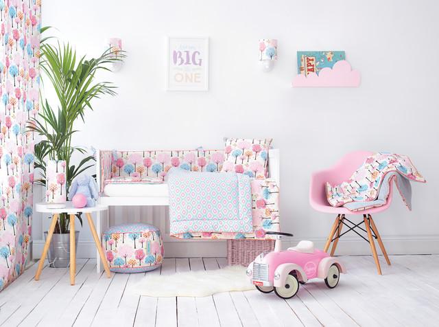 Kinderzimmer rosa for Rosa kinderzimmer