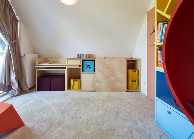 Innenarchitektur modern kinderzimmer  Kinderzimmertraum - Modern - Kinderzimmer - Sonstige - von Esther ...