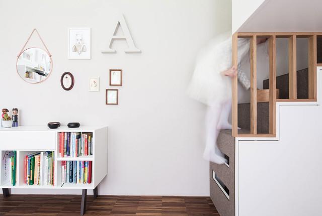 M dchenzimmer wanddekoration skandinavisch kinderzimmer m nchen von - Kinderzimmer skandinavisch ...