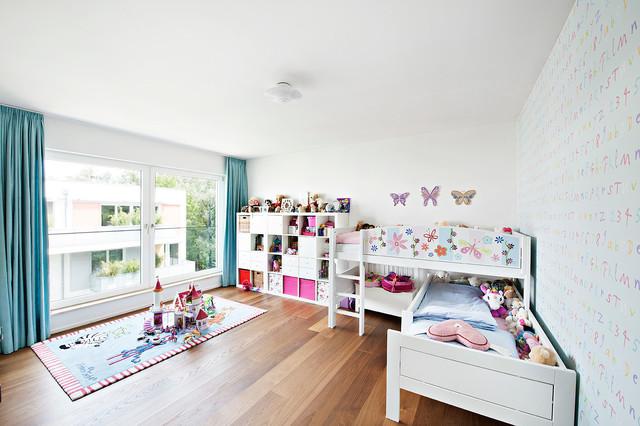 Penthouse - Modern - Kinderzimmer - München - von EDZARD PROBST ... | {Kinderzimmer münchen 64}