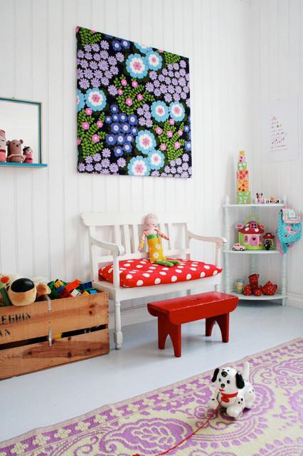 Kinderzimmer deko selber machen  Kinderzimmer-Deko selber machen – 13 fröhliche Ideen