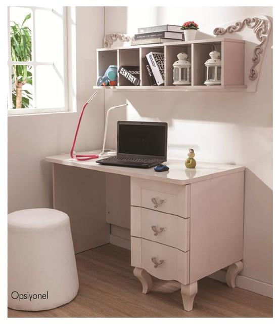 schreibtisch ametyst klassisch kinderzimmer. Black Bedroom Furniture Sets. Home Design Ideas