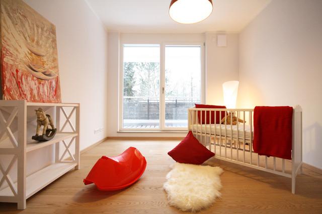 Villa München Gräfelfing - Modern - Kinderzimmer - München - von ... | {Kinderzimmer münchen 63}
