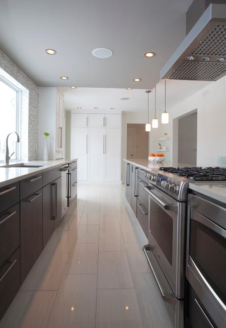 03 Warm Contemporary Kitchen Contemporary Kitchen Other Metro By Filo Plus
