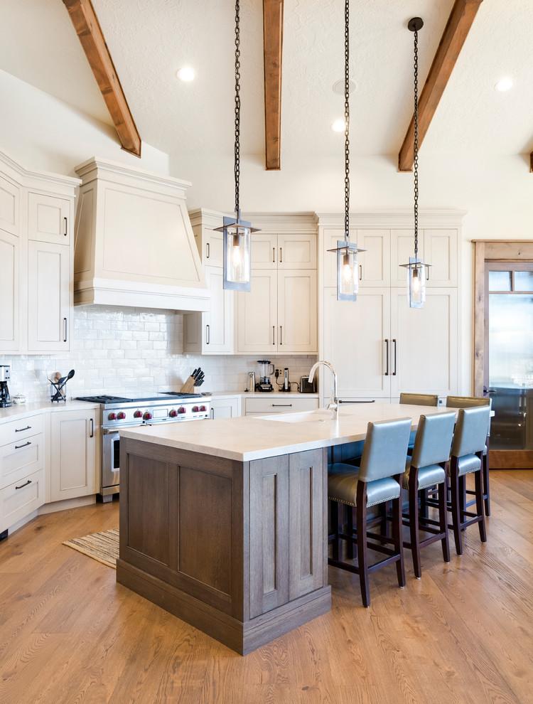 06- Park City, Utah Remodel - Craftsman - Kitchen - Salt ...