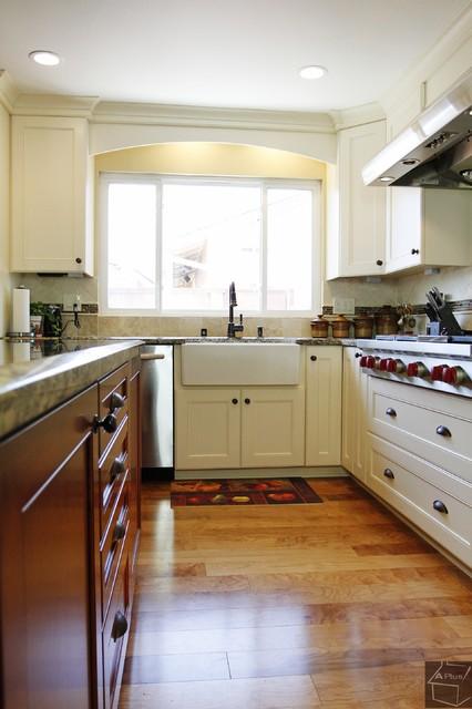 08 - Irvine - Kitchen Remodel traditional-kitchen