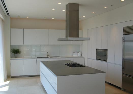 1 Rothchild blv. contemporary-kitchen