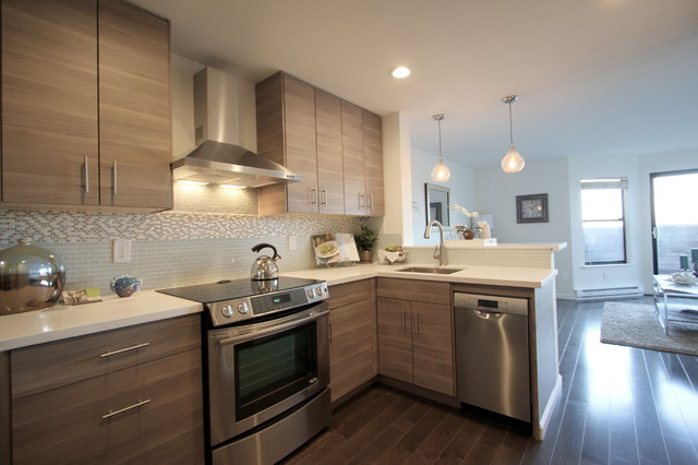 1 Surf Way, Monterey - Beach Style - Kitchen - san francisco - by Stacey Aguilar of North Point ...