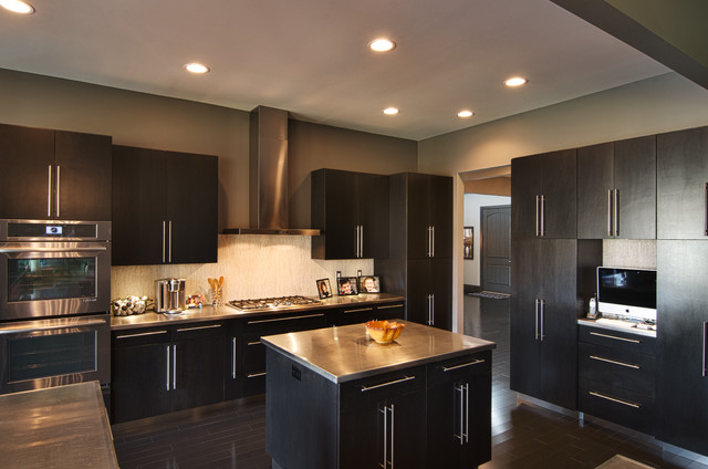 1 Wyndhill contemporary-kitchen