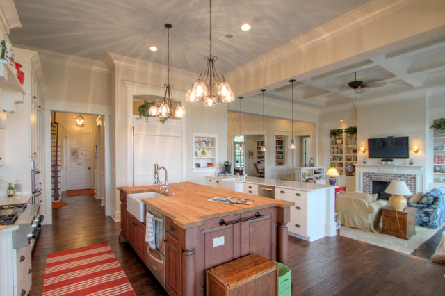 10 spring hill court traditional kitchen other metro for 1890 bathroom design