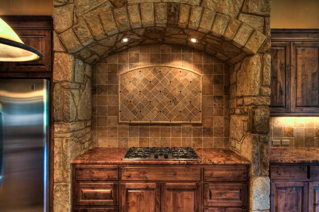 100 Portafino Georgetown TX mediterranean-kitchen