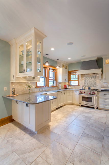 100 Year Old Home Remodel Fusion Kitchen Other Metro By Lori Jolin Design Llc