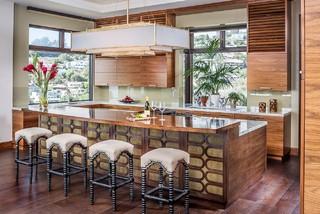 1000 Flamingo-Laguna Beach コンテンポラリー-キッチン
