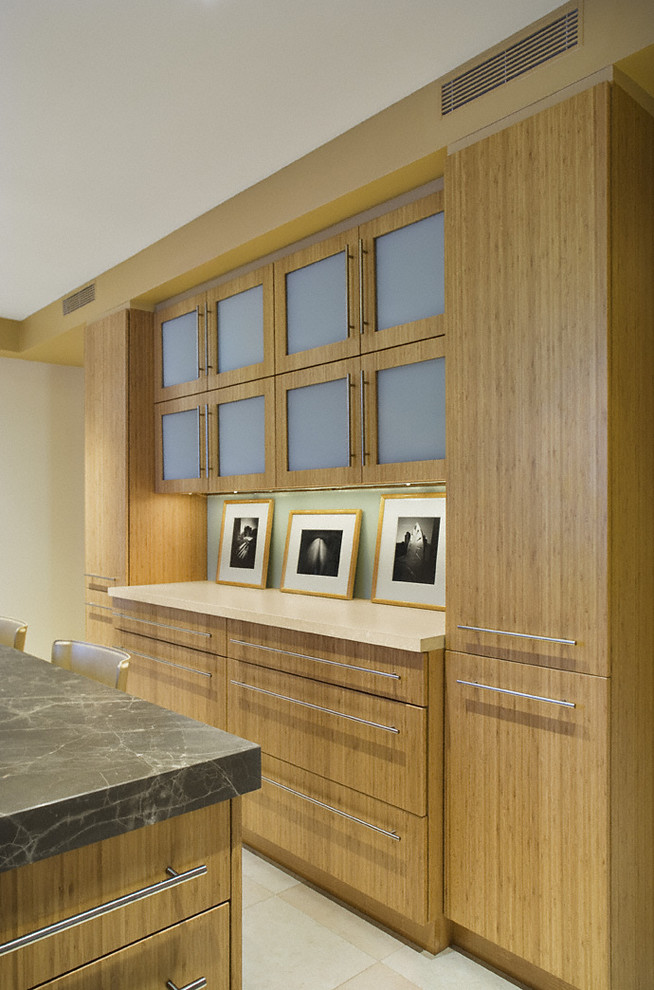 101 Central Park West: Kitchen Cabinets - Contemporary ...