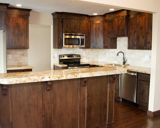 6,571 cabinet shaker Salt Lake City Home Design Photos