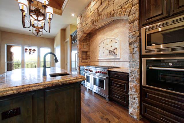 1024 Elmer King Belton Texas traditional-kitchen