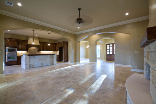 104 Roble Roja Georgetown TX traditional-kitchen