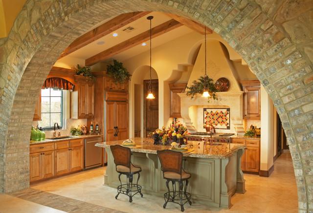 104 Shore Oaks mediterranean-kitchen