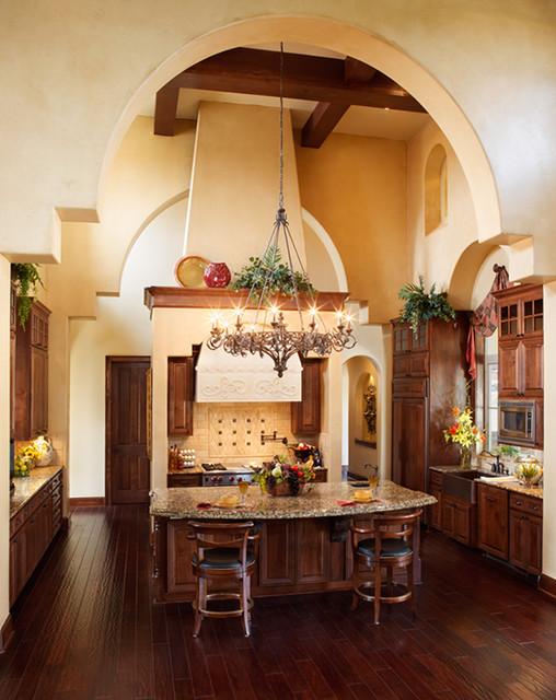 105 Golden Bear mediterranean-kitchen