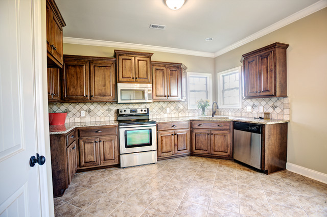 107 Sugarberry Trail traditional-kitchen