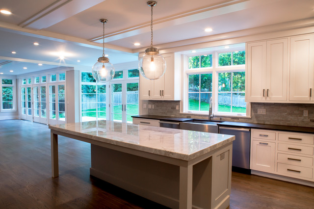 11 Keyser Road Westport Ct Contemporary Kitchen New York By Simple Plan Home Builders