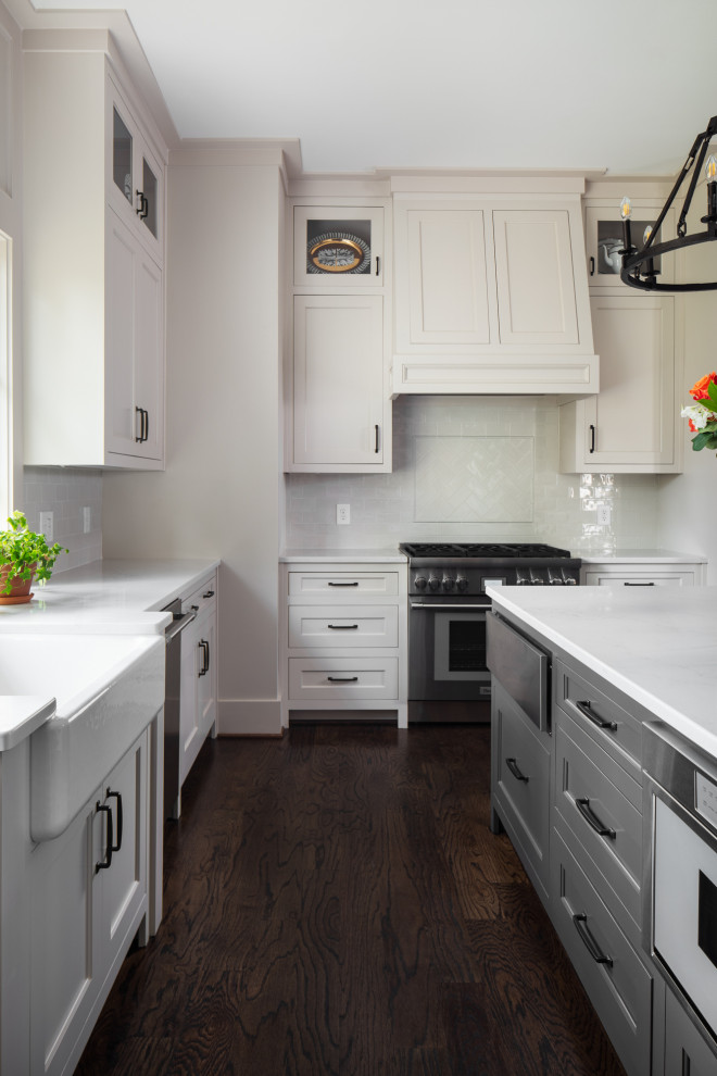 112 Perry - Traditional - Kitchen - Birmingham - by Tommy ...