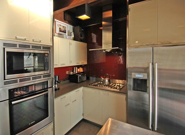 113 Cardiff Road modern-kitchen