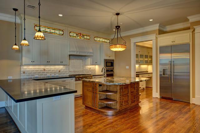 1131 Cortlandt traditional-kitchen